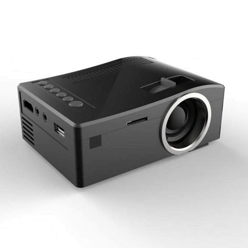 mini proyectores baratos Sannysis 1080P projector full HD de vídeo ...