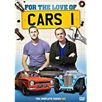 For The Love Of Cars: Series 1 [2DVD As seen on Channel 4]