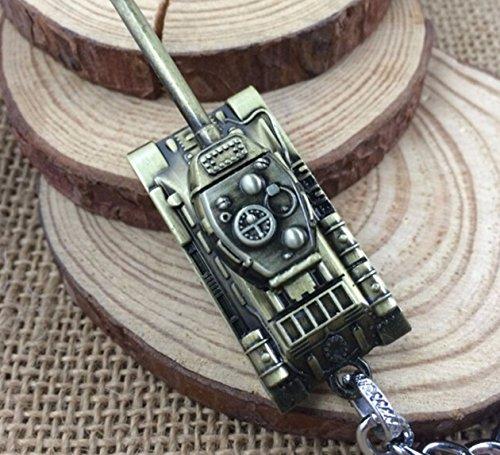 1 Pc Mini Pocket World Tanks Keychain Keyring Keyfob Souvenir Simulated Tank Keys Chains Rings Tags Strap Wrist Excelling Popular Cute Wristlet Utility Keyrings Tool Teen Women Girls Gift, - 02 Locator Shop