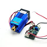 200mW 660nm Adjustable Red Laser Line module w/TTL 12V +Long Time Working