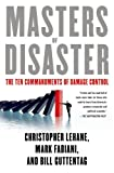 Masters of Disaster, Christopher Lehane and Mark Fabiani, 113727896X