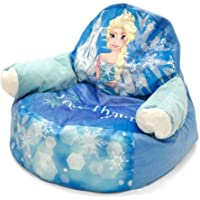 Frozen Elsa Character Figural Toddler Bean Chair