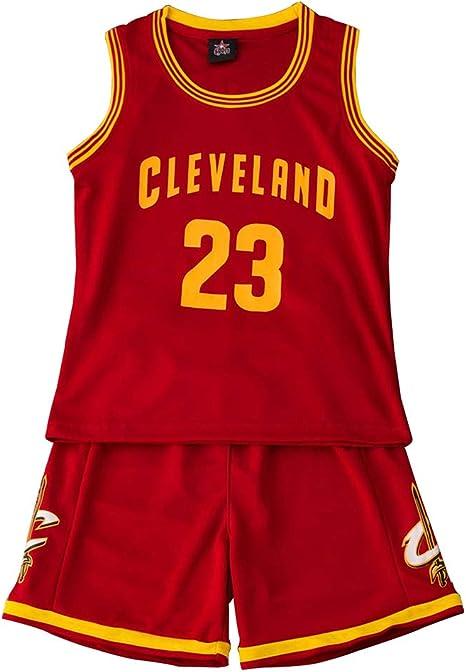 FDRYA - Camiseta de Baloncesto para niños y niñas # 23 Lakers ...