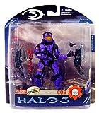 : Halo 3 Mcfarlane Toys Series 3 Exclusive Action Figure Violet CQB Spartan Soldier