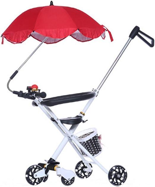 Kook silla de ruedas para carrito de bebé Stroller y soporte
