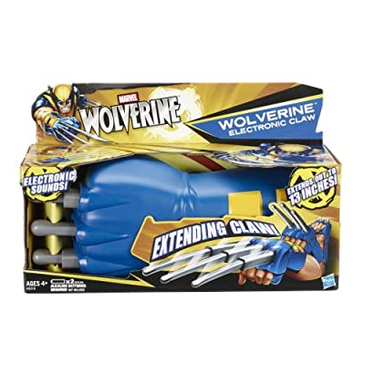 Wolverine Electronic Claw Toy: Toys & Games
