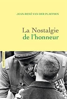 La nostalgie de l'honneur, Van der Plaetsen, Jean-René