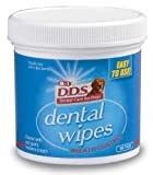 Excel D.D.S. Dental Wipes, 90-Count, My Pet Supplies