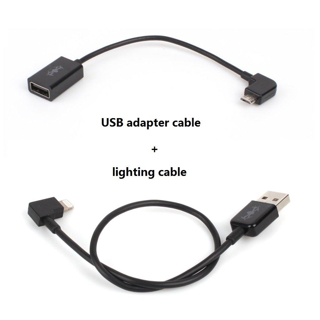 amazon com irctek usb adapter cable usb data converting cable