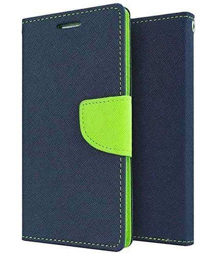Trifty Dairy Flip Cover for Samsung Galaxy Grand 2   Blue