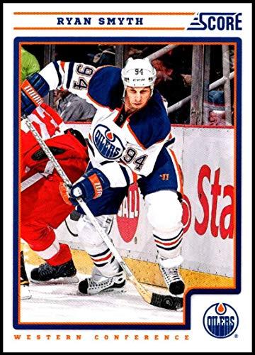 (2012-13 Panini Score #198 Ryan Smyth NM-MT Edmonton Oilers Officially Licensed NHL Hockey Trading Card)