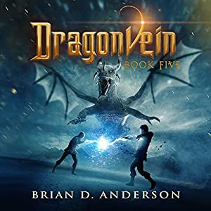 Dragonvein, Book Five Audiobook