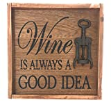 Kitchen Bar Decor Ideas Wine Decor Wall Art