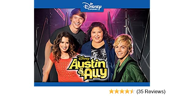 Are austin and ally hookup off the show