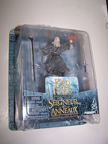 Qiyun Lord of The Rings LOTR Seigneur Des Anneaux Gandalf The Grey Action Figure