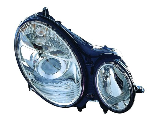 05 e320 headlight assembly - 5