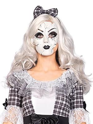 Leg Avenue Women's Doll Mask