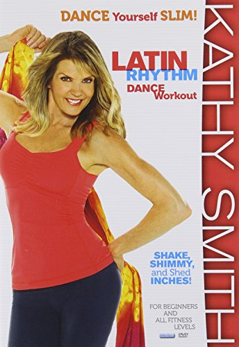 Latin Dances Dvd - Kathy Smith: Latin Rhythm - Dance Low Impact Workout for Beginners