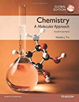 Chemistry: A Molecular Approach, Global Edition, 14th Edition Front Cover