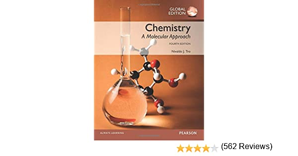 Chemistry A Molecular Approach Plus MasteringChemistry with eText  Access Card Package 3rd Edition
