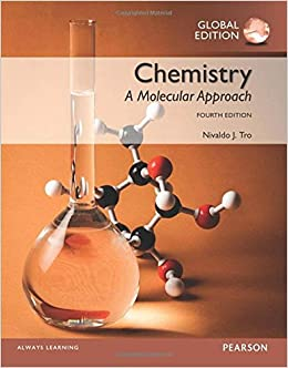 Chemistry A Molecular Approach Solutions Manual Pdf