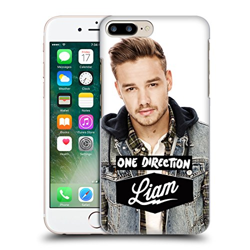 Official One Direction Half Liam Payne Photo Hard Back Case for Apple iPhone 7 Plus