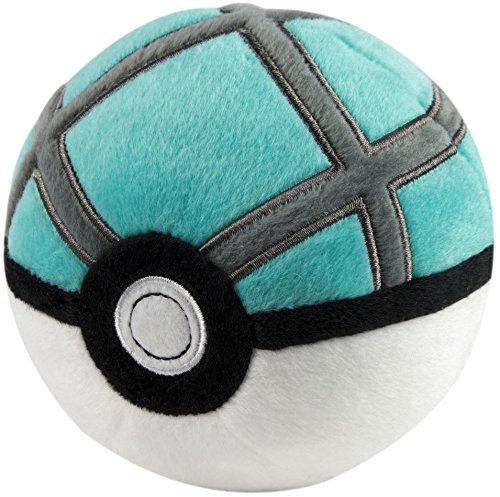 Tomy Pok Mon Pok  Ball Plush  Net Ball