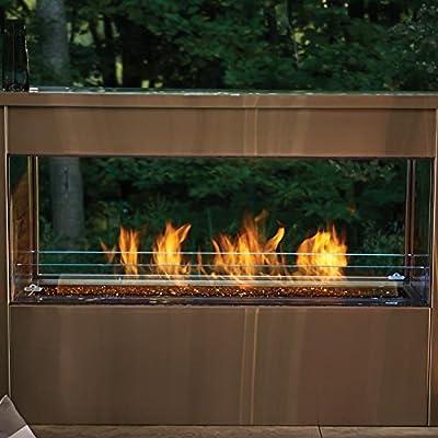 Groovy Amazon Com Napoleon Gss48St Outdoor 2 Sided Linear Gas Beutiful Home Inspiration Truamahrainfo