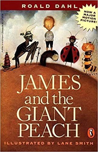 james and the giant peach a play