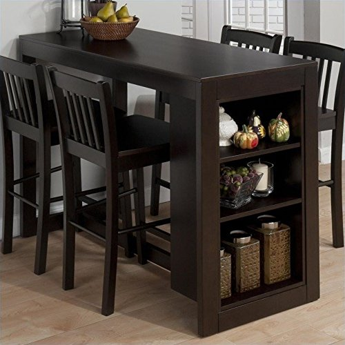 Jofran Maryland Counter Height Storage Dining