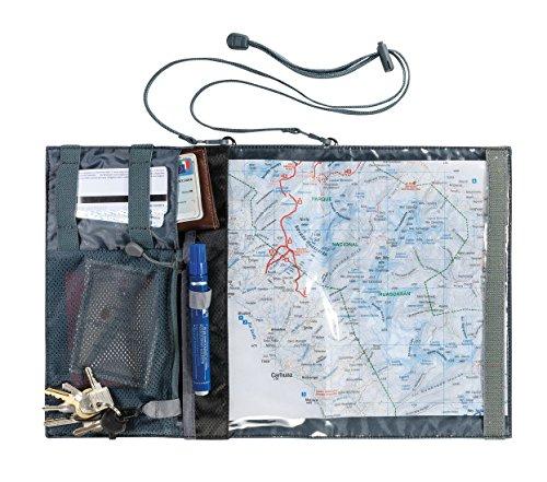 Noir Ferrino M Étui Shell Porte Map Porte cartes Et documents Un8nva