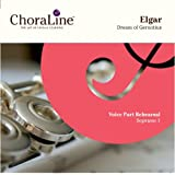 SOPRANO 1 Voice Part for Elgar Dream of Gerontius Rehearsal CD