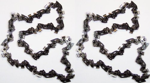 (Black & Decker CCS818 OEM Replacement (2 Pack) RC800 Chain for 8