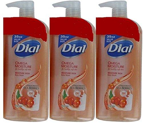 dial body wash omega moisture - 6