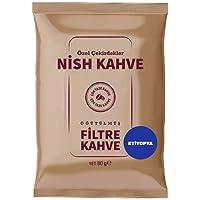 Nish Filtre Kahve Nish Etiyopya 80 Gr