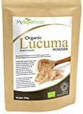 Organic Lucuma Powder (500g) | Highest Quality Available | By MySuperfoods