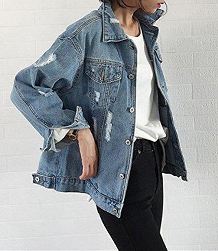 Buy denim jacket woman