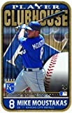 MLB Kansas City Royals Mike Moustak 11-by-17 Sign