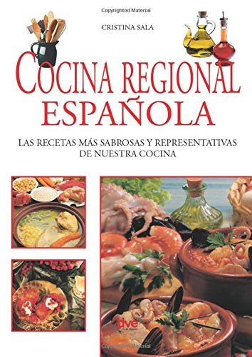 Cocina regional española: Amazon.es: Sala Carbonell, Cristina: Libros