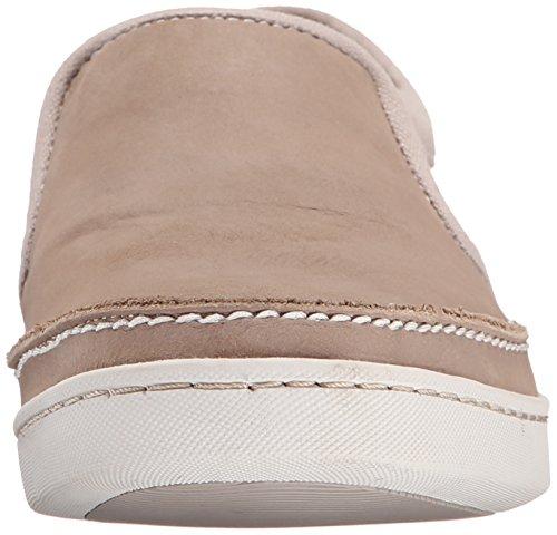 Sebago Mens Ryde Slip-On Loafer Light Grey Leather RofYixWz9