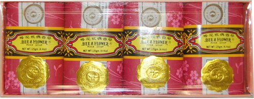 Bee Flower 4 Pack Rose product image