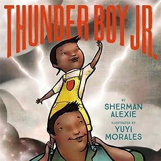 Book Cover: Thunder Boy Jr.