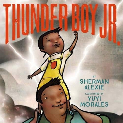 Book Cover: Thunder Boy Jr.