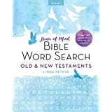 Peace of Mind Bible Word Search: Old & New Testaments: Over 150 Large-Print Puzzles to Enjoy!