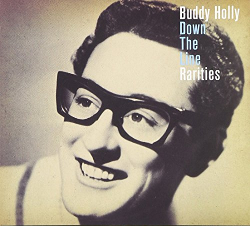 CD : Buddy Holly - Down The Line: The Rarities [digipak With Slipcase] (Digipack Packaging, Slipsleeve Packaging, 2PC)