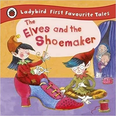 Book Elves and the Shoemaker