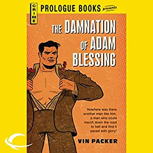 The Damnation of Adam Blessing Audiobook