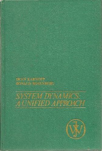 system dynamics a unified approach dean karnopp ronald c rh amazon com