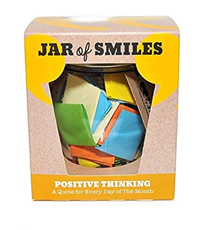 Positive Thinking Quotations In A Jar A Month Of Inspirational