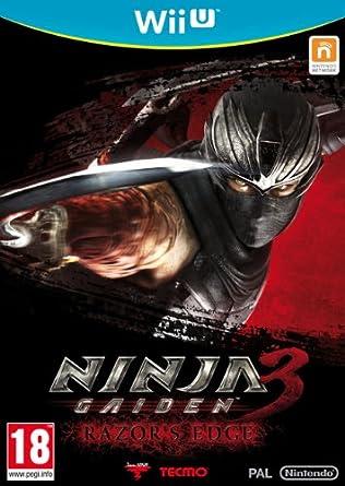 Amazon Com Ninja Gaiden 3 Razor S Edge Nintendo Wii U Video Games